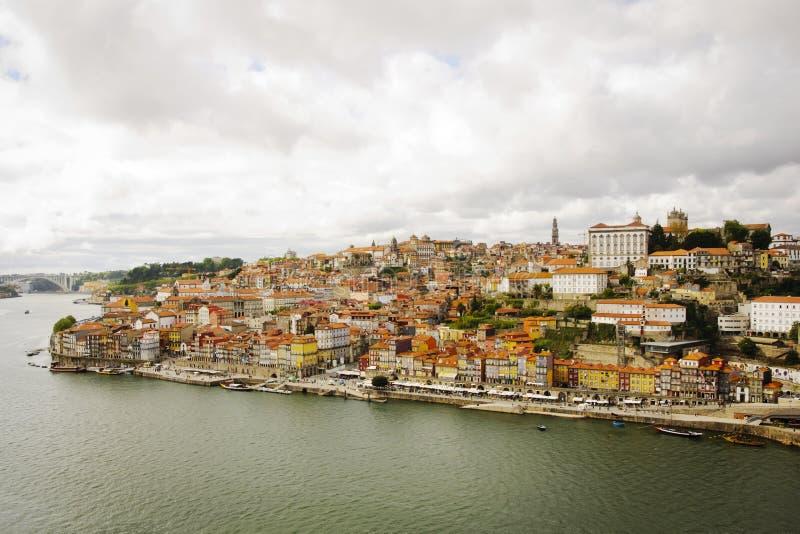 波尔图,葡萄牙 免版税库存照片