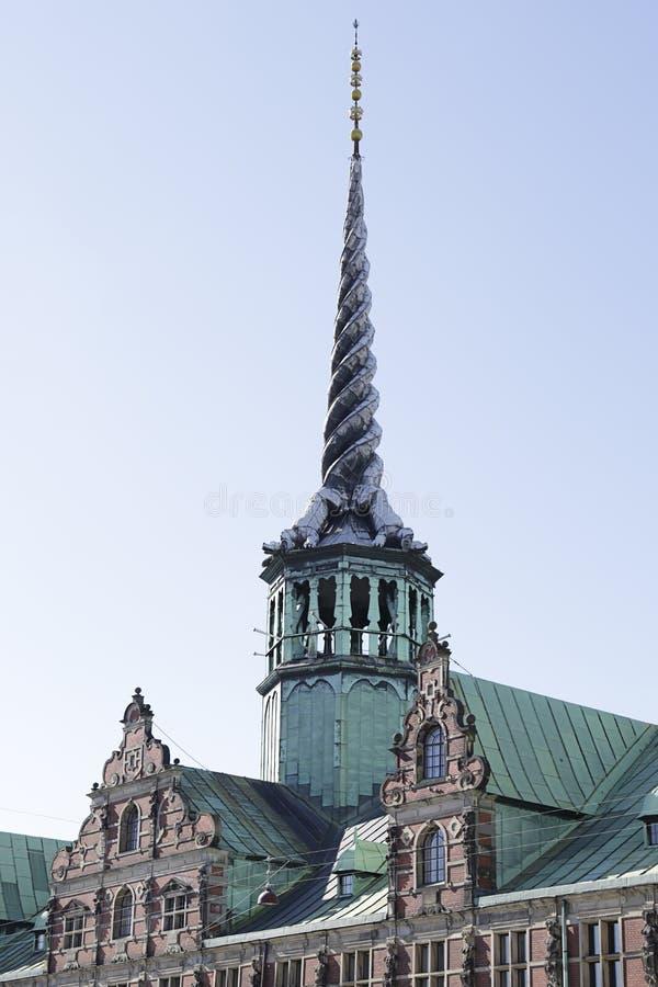 波森,哥本哈根,丹麦 免版税库存图片