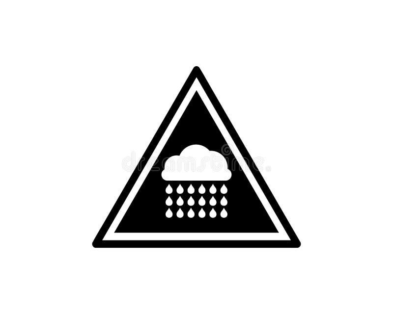 波浪使商标和标志模板象应用程序靠岸 皇族释放例证