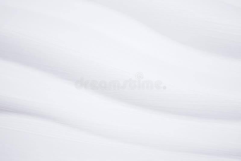 波浪蓝色白色背景摘要 免版税库存图片