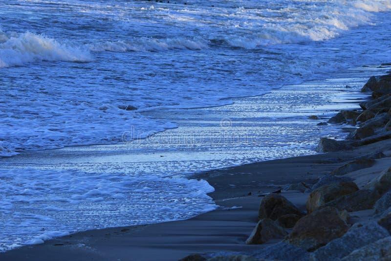 波罗的海冬天 库存照片