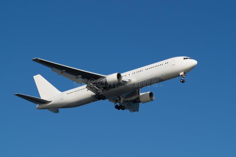 波音767-300 库存照片