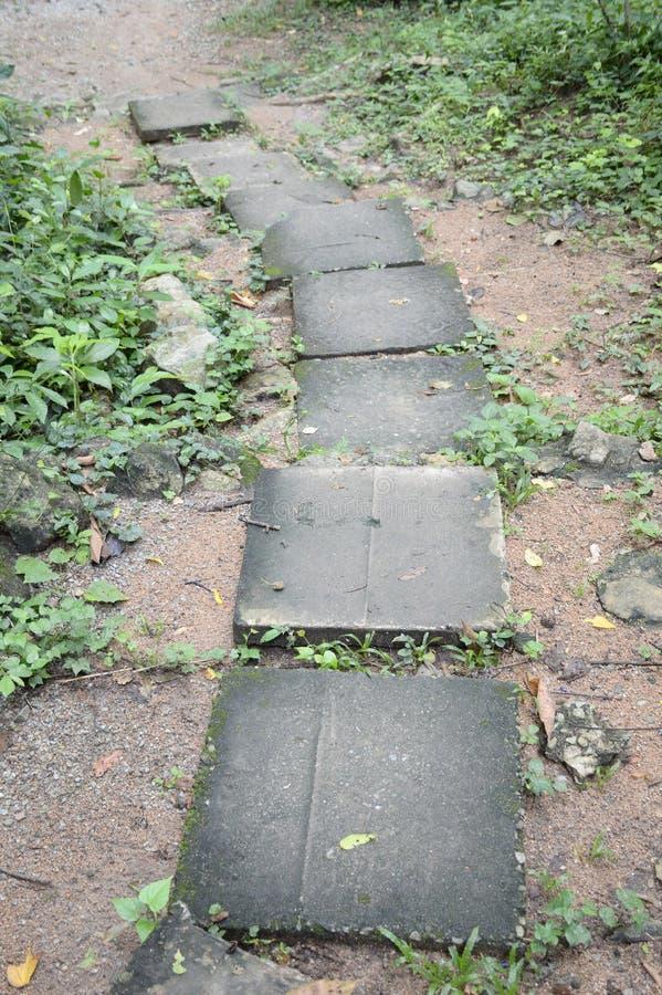 水泥板材 免版税库存图片