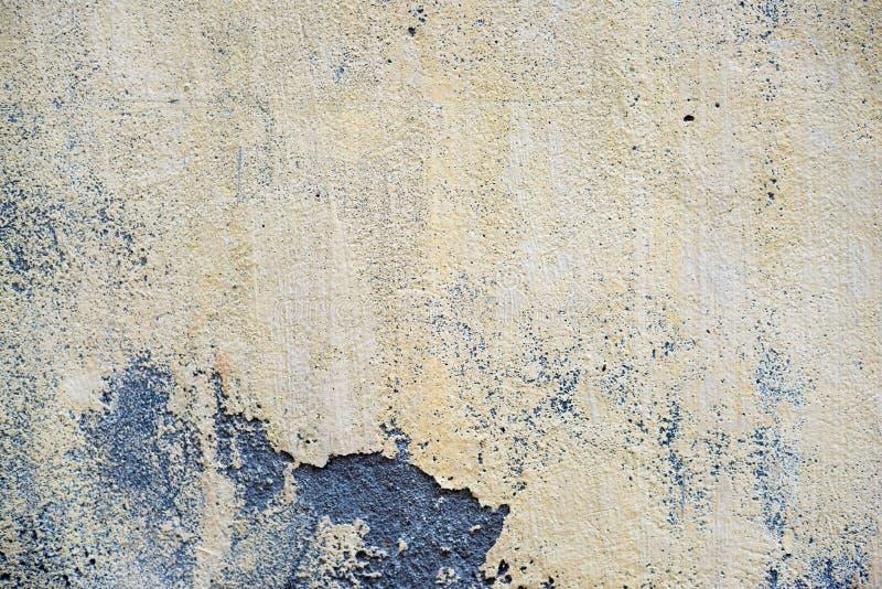 水泥膏药不是完全背景纹理 免版税库存图片