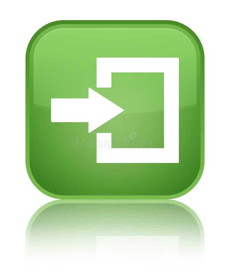 登录按钮_插画 包括有 进入, 例证, 登录, 按钮, 图标, 正方形 - 104814829