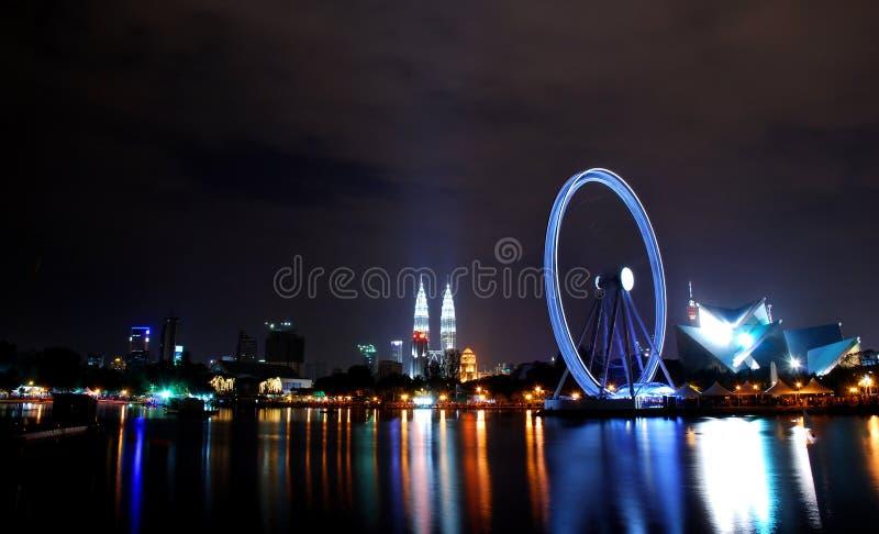注视马来西亚 库存照片