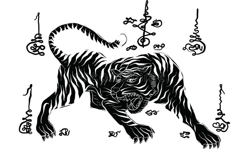 插画 包括有 传统, 寺庙, 大猩猩, 猴子, amphibiously - 99900718