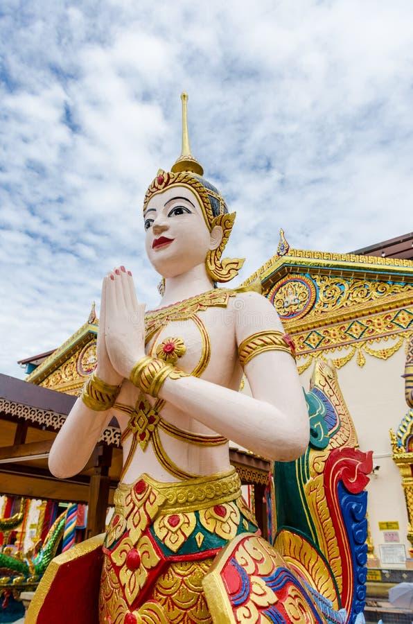 """泰国佛教寺庙†""""槟榔岛马来西亚 图库摄影"""
