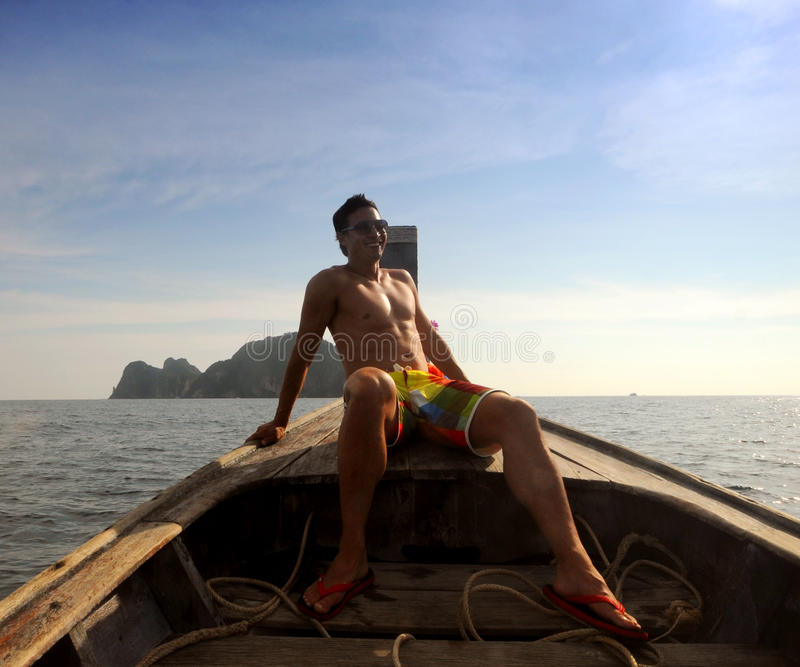 泰国假期 免版税库存图片