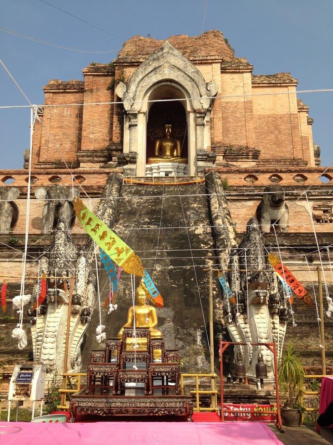 泰国古老保持 免版税库存照片