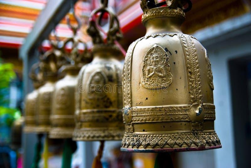 泰国响铃的教会 图库摄影