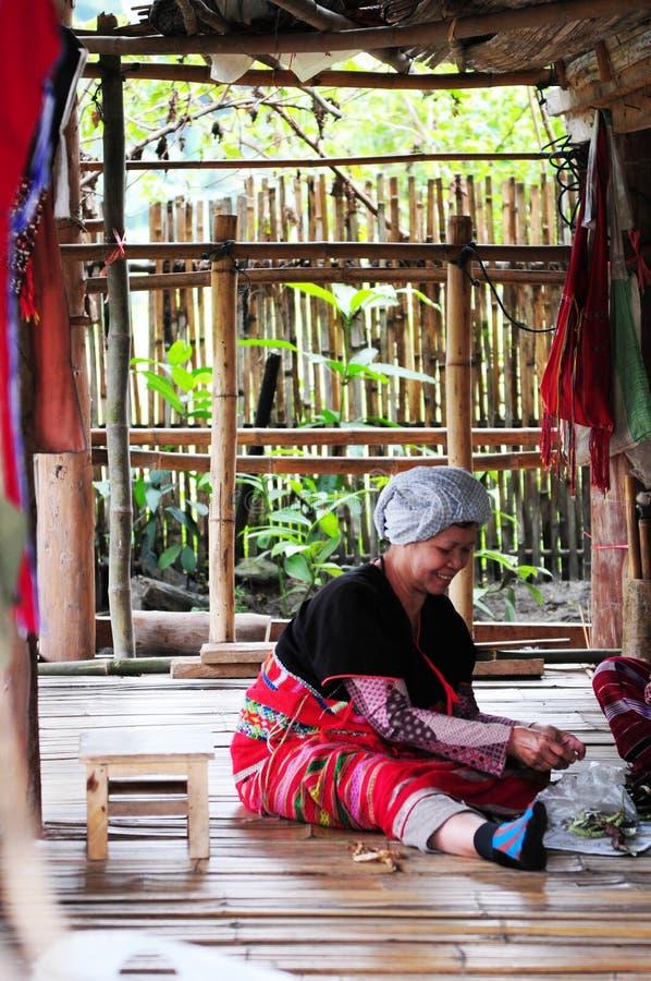 泰国妇女 图库摄影