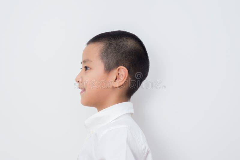 泰国孩子系列 免版税库存图片