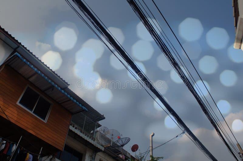 泰国市 免版税库存照片