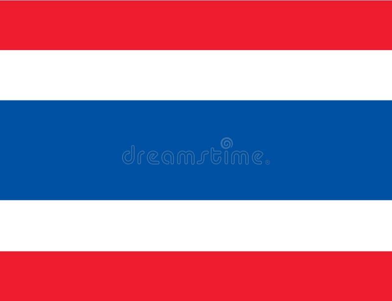 泰国旗子象,泰国旗子传染媒介 皇族释放例证