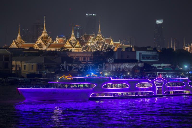 泰国曼谷晁PHRAYA曼谷玉佛寺 免版税图库摄影