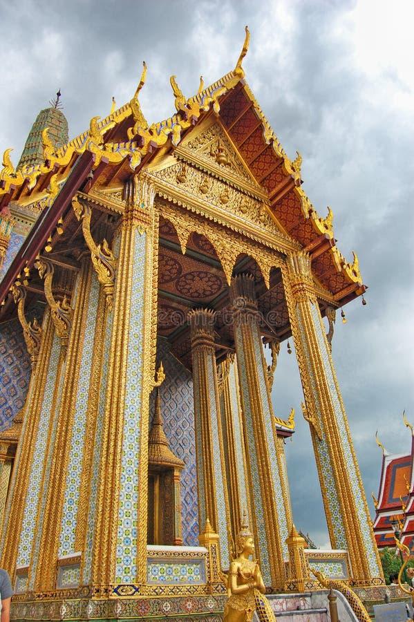 泰国曼谷盛大宫殿 免版税库存图片