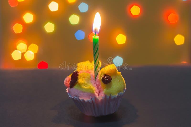 泰国杯子蛋糕 图库摄影