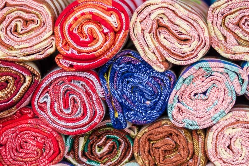 泰国棉花 免版税库存图片