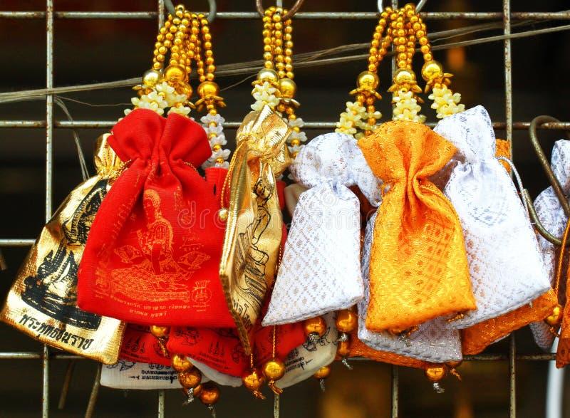 泰国的主要节日的纪念品 免版税库存图片