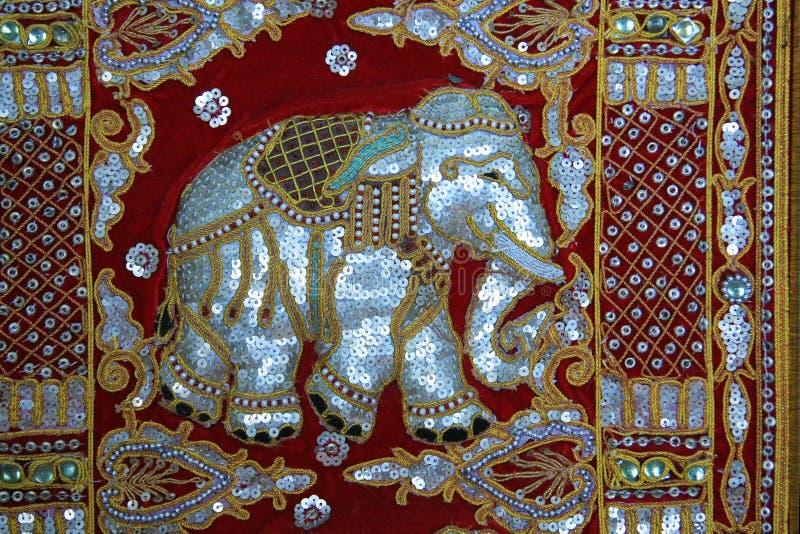 泰国的大象 免版税图库摄影