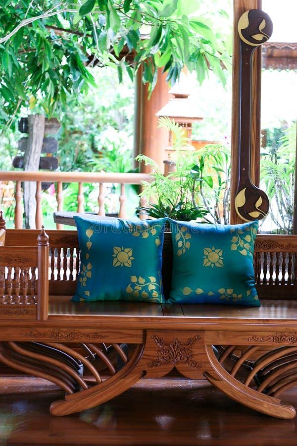 泰国的家具 库存图片