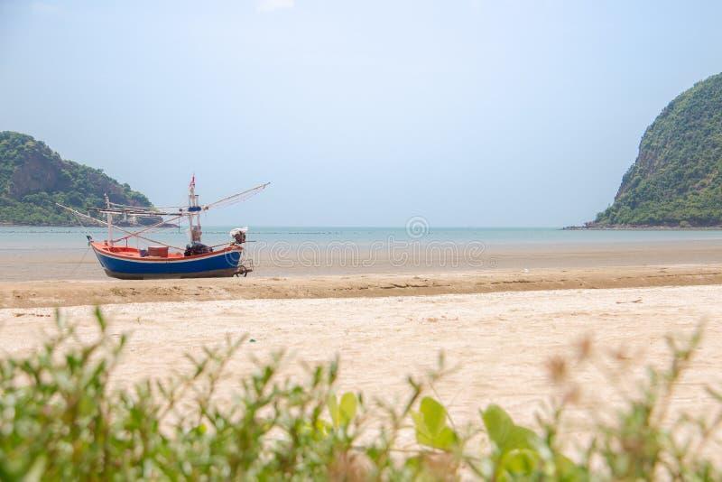 泰国的海 库存照片
