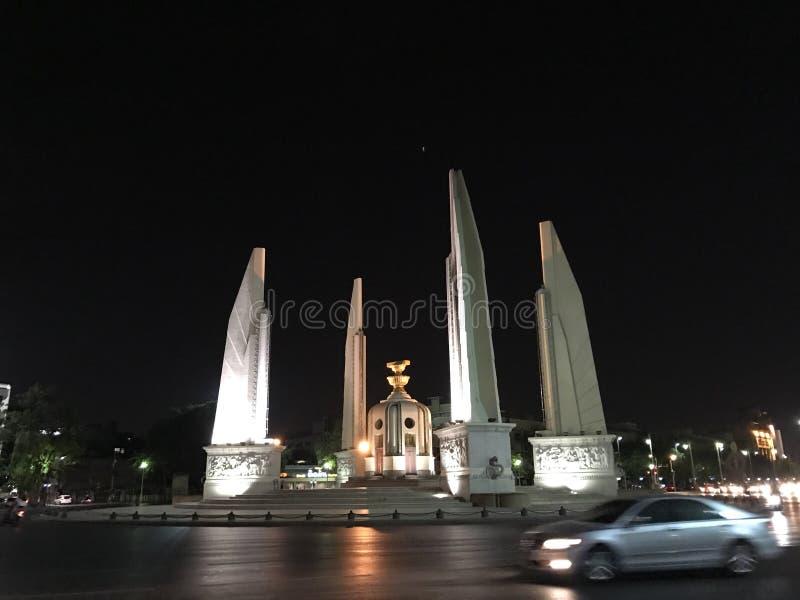 泰国的纪念碑 免版税库存照片