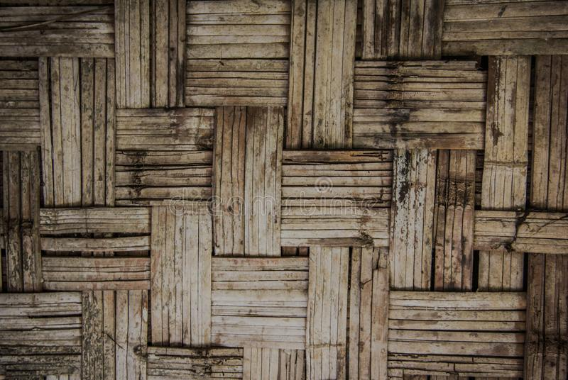 泰国编织品 库存图片