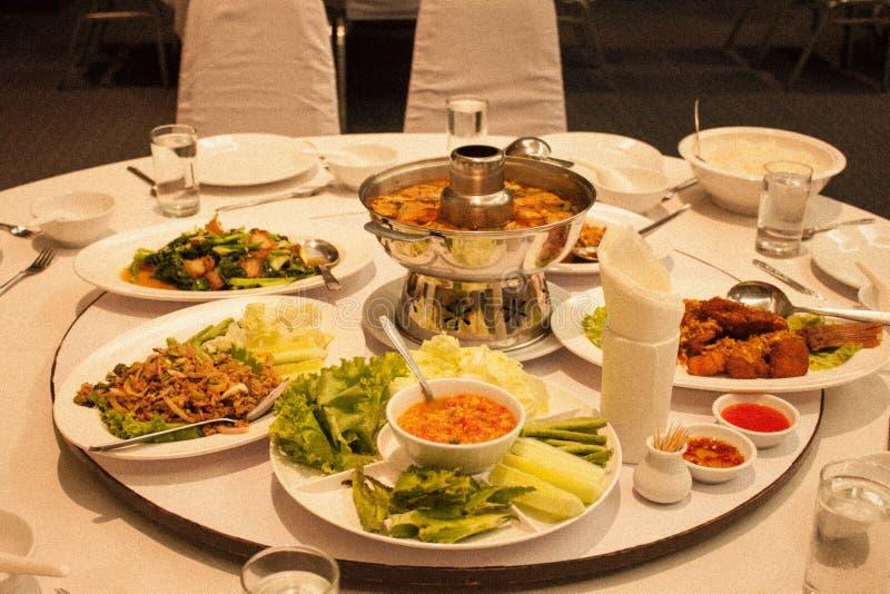 泰国食物 图库摄影