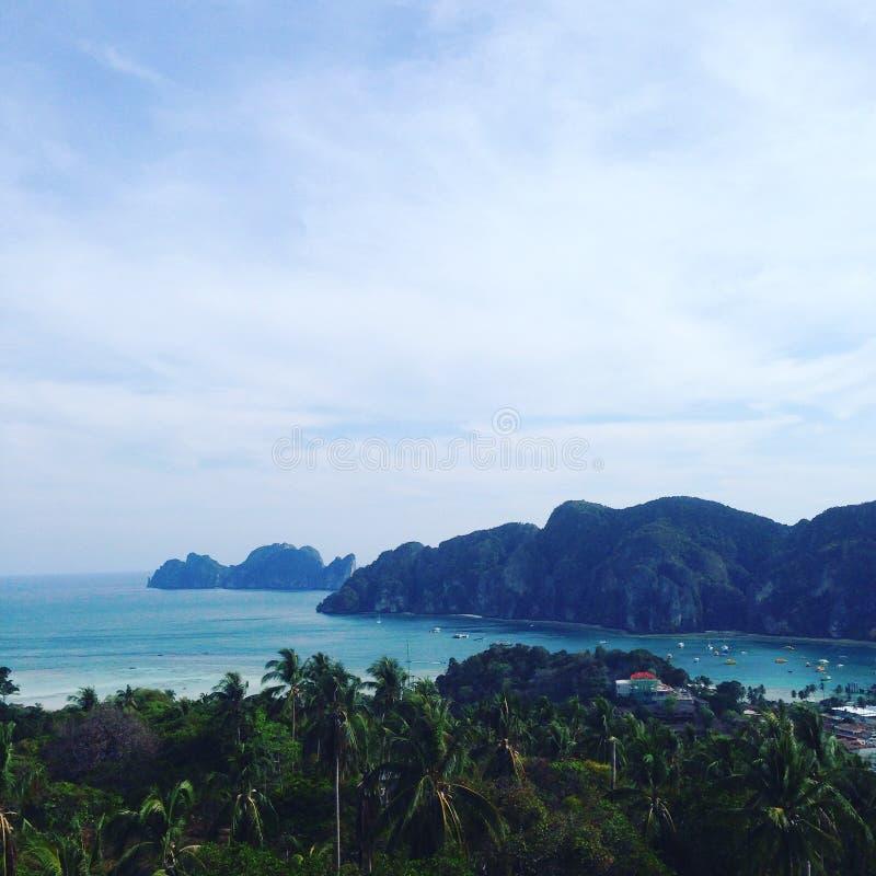 泰国,披披岛 库存照片
