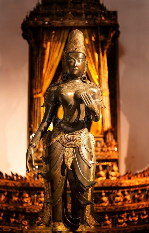 泰国经典艺术文化 库存照片