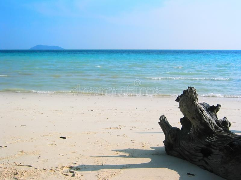 泰国-天堂海滩IX 库存照片