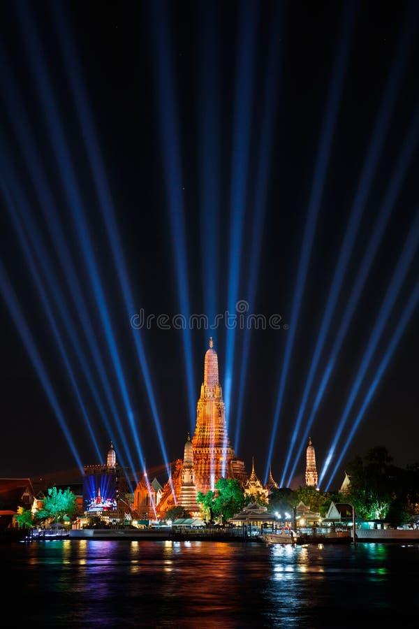 泰国读秒2016年 免版税图库摄影