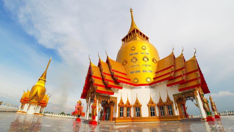 泰国wat 库存图片