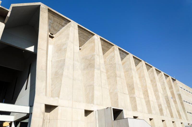 泰戈尔纪念堂在艾哈迈达巴德 免版税库存图片