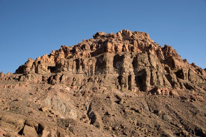 泰特斯峡谷,加利福尼亚,美国 图库摄影