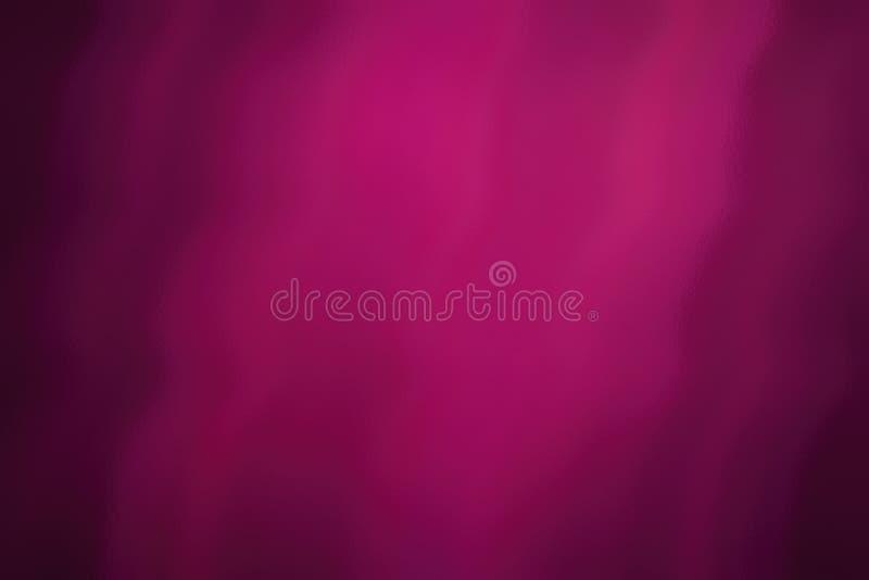 洋红色抽象玻璃纹理背景,设计样式模板 免版税库存图片