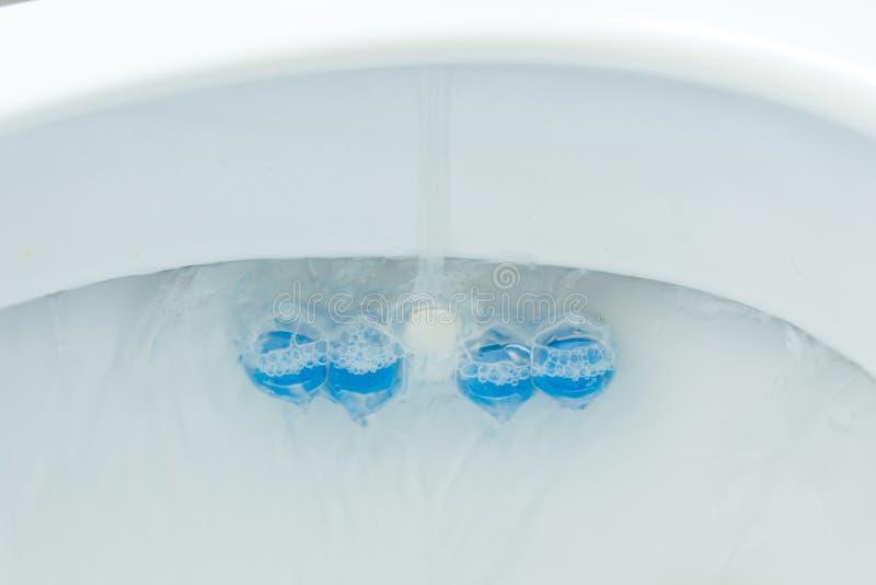 洗手间的气味 免版税库存图片
