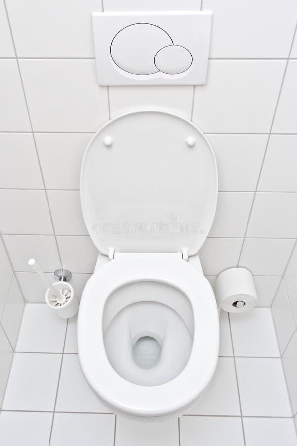 洗手间视图 图库摄影