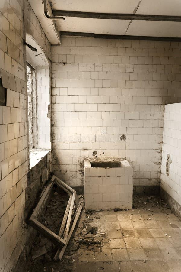 洗手间 库存图片