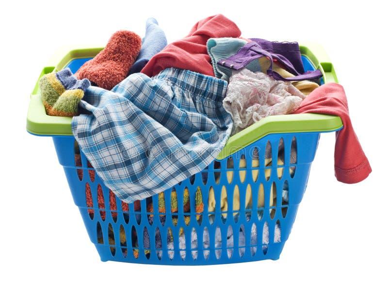 洗衣店 免版税图库摄影