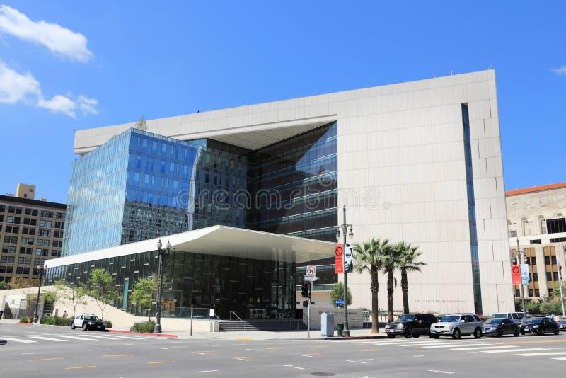 洛杉矶警察 免版税库存照片