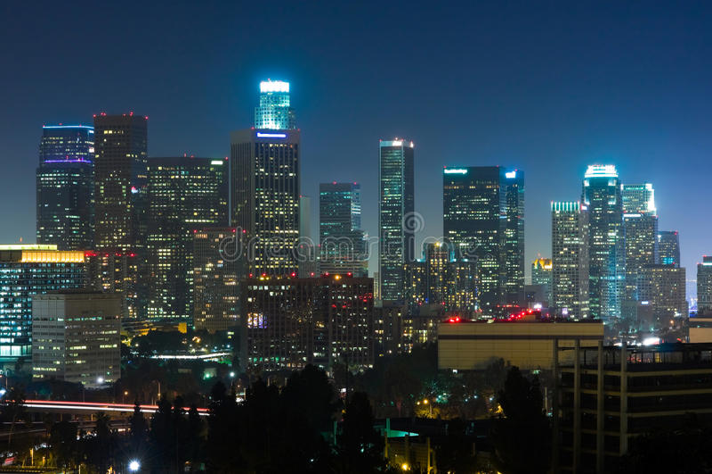 洛杉矶 免版税库存图片