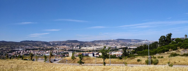 洛雷斯谷,葡萄牙 免版税库存图片