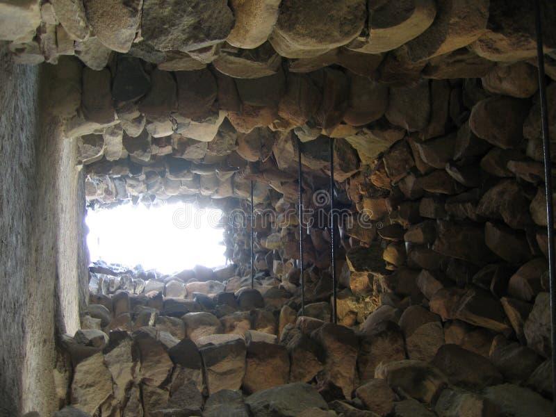 洞穴 库存图片