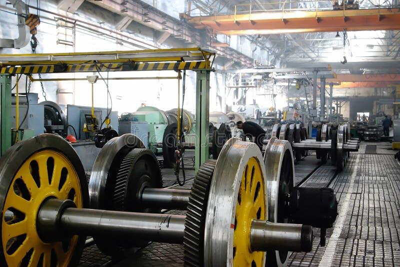活动工厂维修服务 免版税库存图片