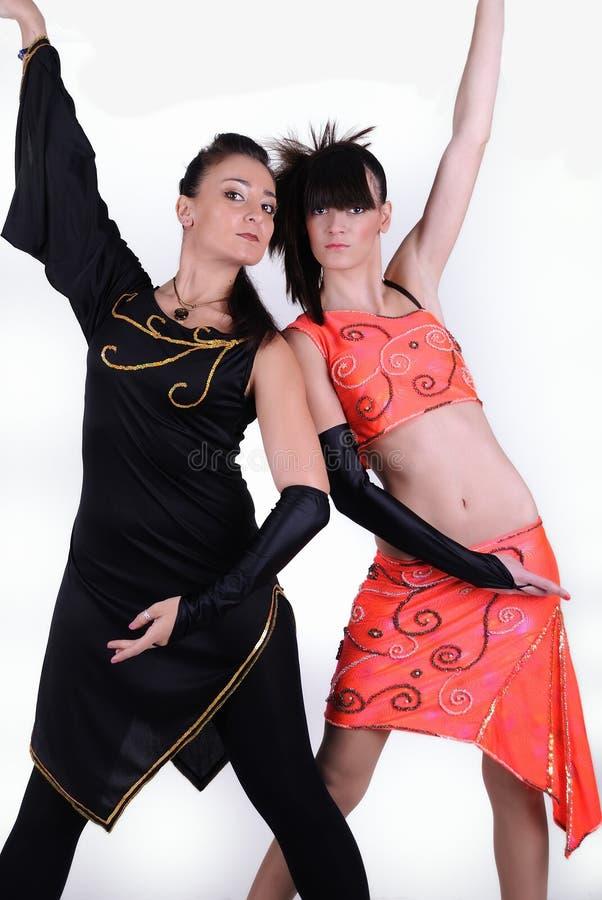 活动舞蹈 免版税库存照片