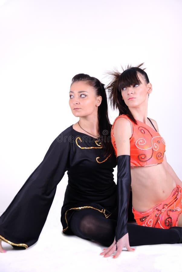 活动舞蹈 库存图片