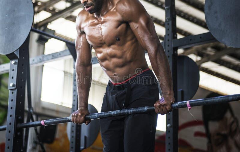 活跃人体育锻炼概念 库存照片